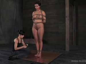 chunky asian girls getting spanked