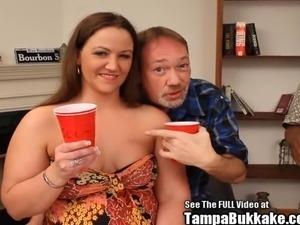 drunk naked black girl