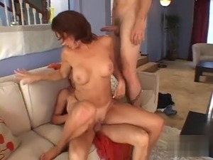 Male double anal