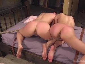 anal gape bondage movies