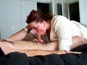 amateur housewife cum swallow
