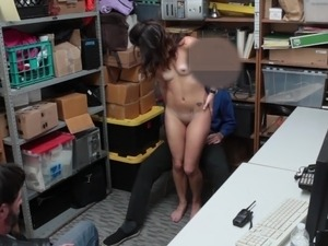 police officer fingered my pussy
