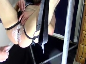 videos of painful anal fisting