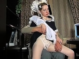 ffm husband wife dominates maid stories