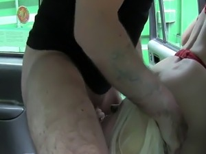 her first anal amateur video