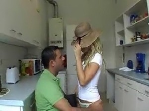 kitchen items in pussy