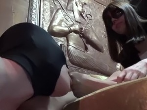 free hardcore stocking video