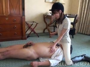 spanking butt belt porn