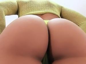 huge black ass pornstar