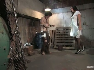 asian girl spankings