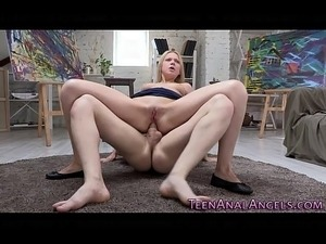 blonde anal pictures
