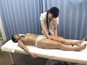 erotic lesbian massage video
