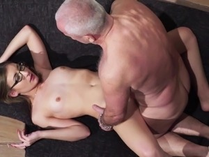 Hot couple making sex