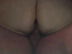 big butt wife anal