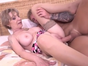 mature sex with grandson