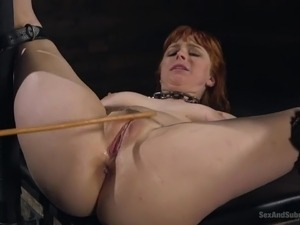 naked tied wife