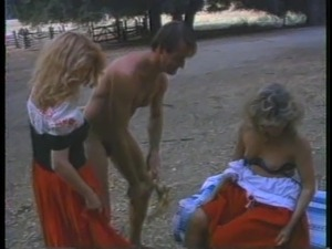 outdoor mature anal orgy