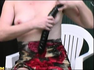 granny movie high older anal