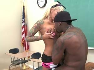 her erotic office sex