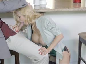 kitchen sex positions pics