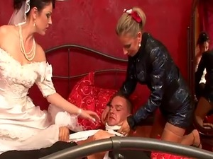 wife slave bride pussy