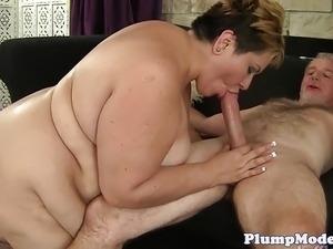 lesbian bbw wife