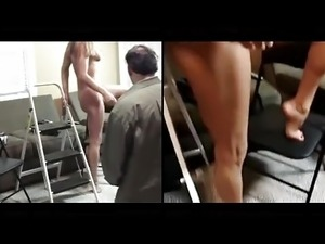 pov handjob video