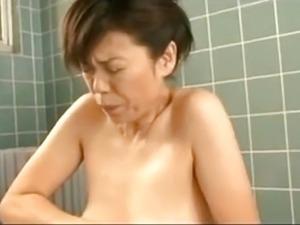 girls rubbing nipples together