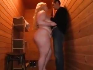 sauna teen sex