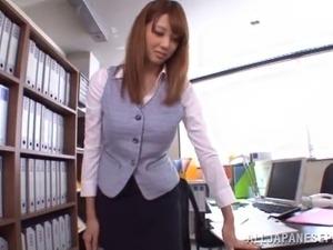 maya asian office sex