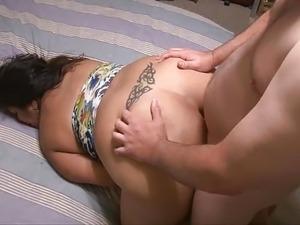 bbw asian anal movies