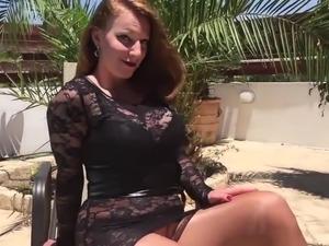 amateur anal german