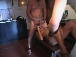 xhamster threesome videos
