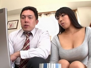 Big tit nurse