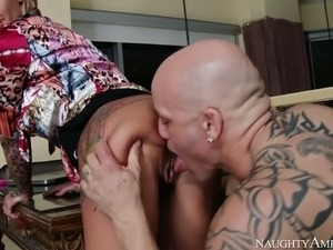 blonde pigtale pussy