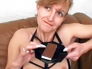 mature slut loves anal