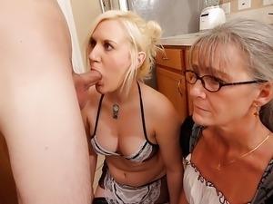 asian maid lesbian