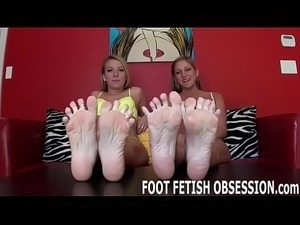 Little feet teen