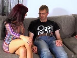 milf has orgasm video