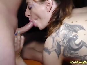 tiny tits big cock anal