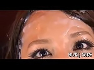 amateur bukkake video