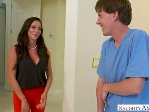 Bathroom nude video