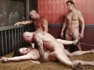 group orgasm video