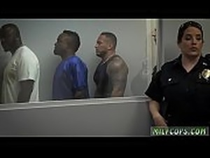 naked police videos