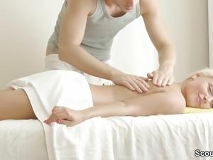 mature video massage