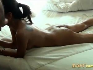 asian anal pounding