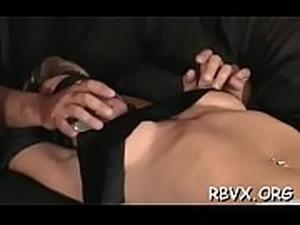 sexy bondage girl free video