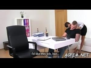 Hard core sex video