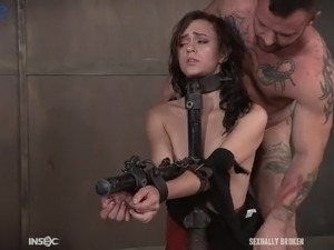 free tied up girl videos