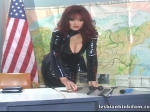 Fetish lesbian videos